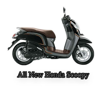 Review All New Honda Scoopy Terbaru