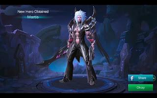 Skill Skill Yang Dimiliki Hero Martis Mobile Legends