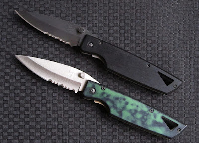 Tactical Black knives