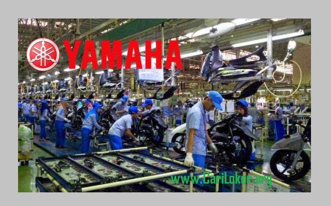 Informasi Lowongan Terbaru PT. Yamaha Motor Manufacturing  2017