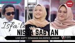 Lagu Nissa Sabyan Isfa 'Lana