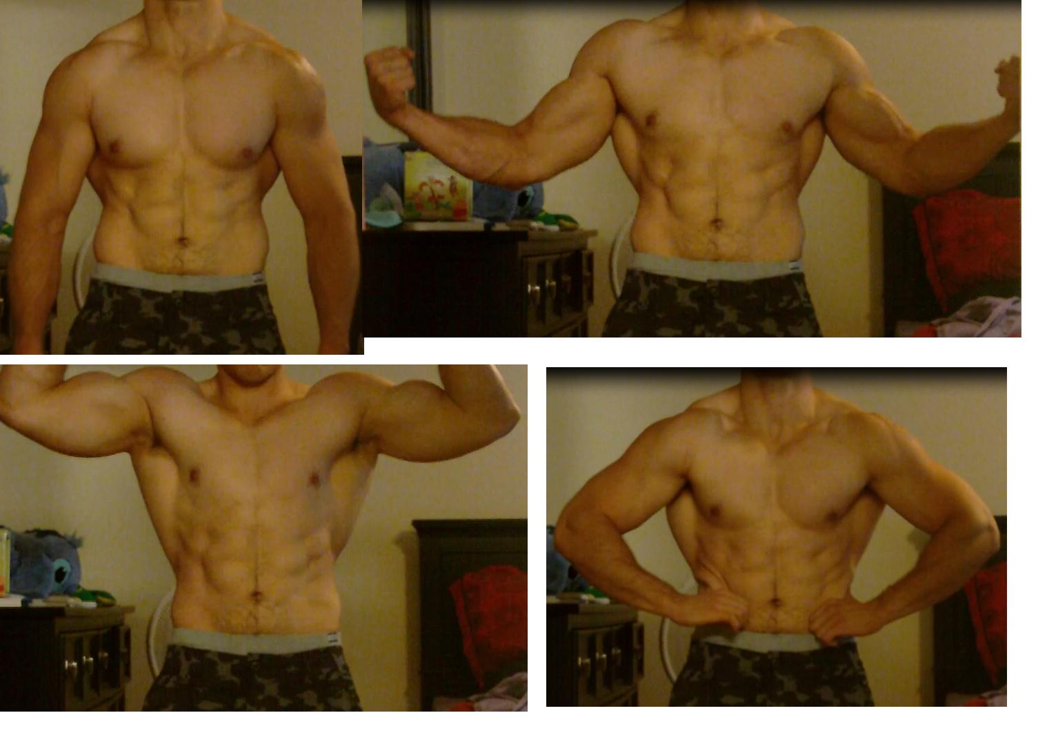 5/3/1 not good for aesthetics? : Fitness