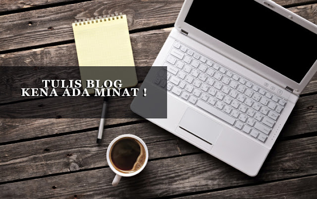 Panduan tulis blog !