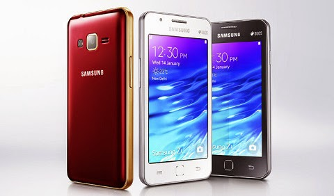 Samsung Z1: Specs, Price and Availability