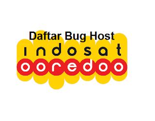 Bug Host Indosat aktif terbaru