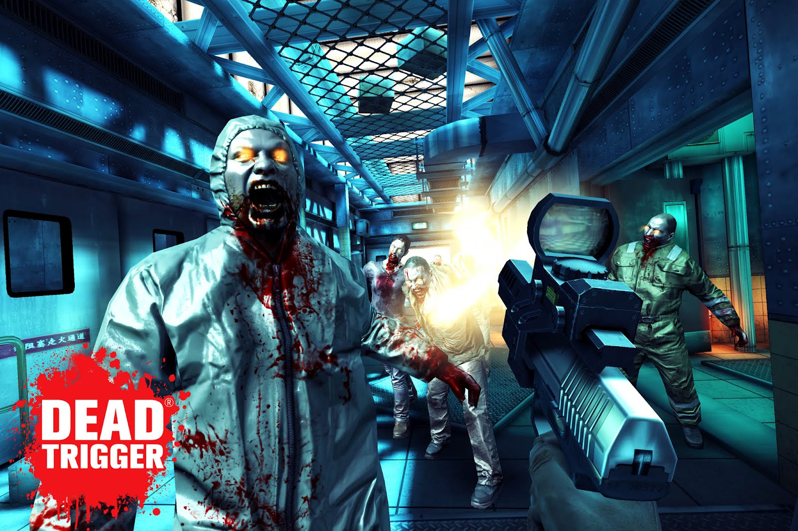 CALMmobile: DEAD TRIGGER // from Madfinger Games