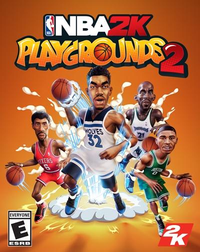 โหลดเกมส์ NBA 2K Playgrounds 2