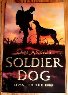 Cover for Soldier Dog by Sam Angus