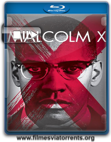 Malcolm X Torrent - BluRay Rip 720p e 1080p Legendado (1992)
