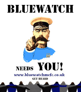 BlueWatch Recruitment Poster