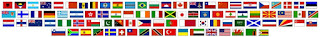 Mimosa The number of countries that use the educational institutions in more than 80 countries around the world