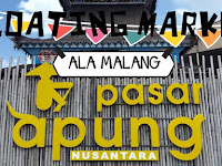 Makan di Atas Perahu Apung Batu Jawa Timur