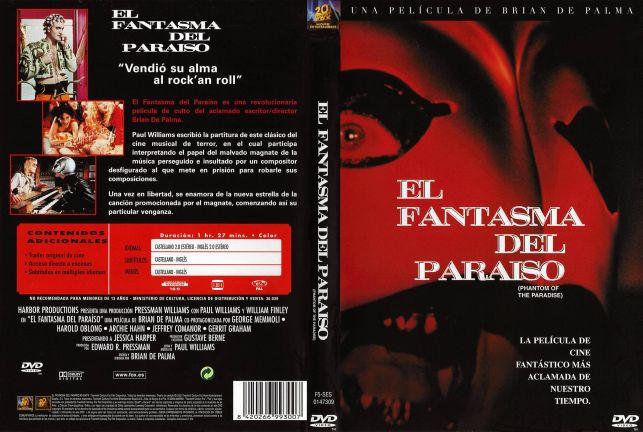 El Fantasma del Paraiso