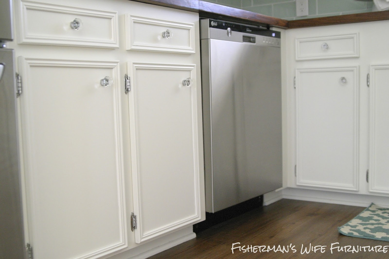 Covering Space Above Kitchen Cabinets Diy