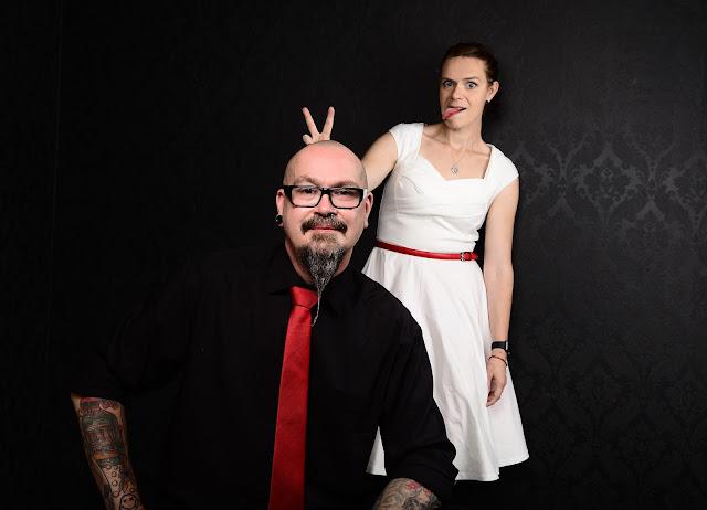 Kugelfisch-Blog - Brautpaar