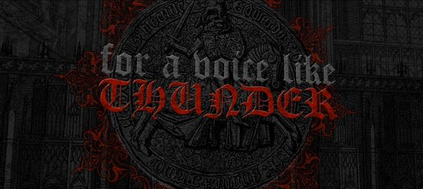 "ROTTING CHRIST: Δείτε το lyric video του ""For A Voice Like Thunder"""