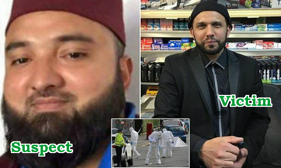 muslim man murdered glasgow