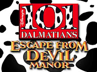 101 Dalmatians - Escape from DeVil Manor