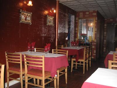 The Ethiopian Restaurant