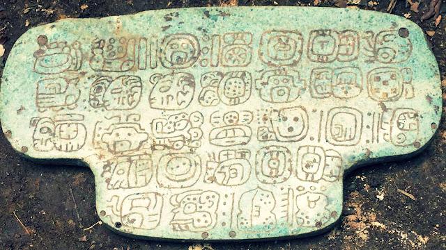 Misteri Liontin Raja Suku Maya