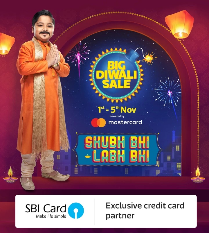 Flipkart Big Diwali Sale , 1- 5 November, best offer, mobile best offer