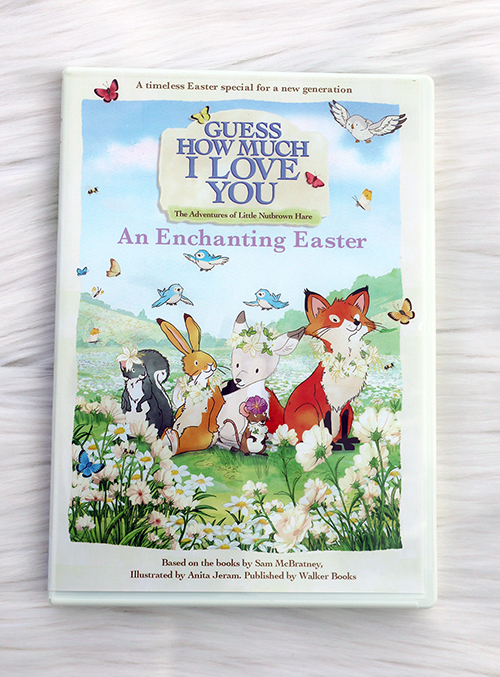 NCircle Entertainment Guess How Much I Love You: An Enchanting Easter ~ #Review #Giveaway