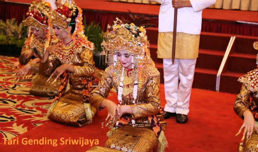 Sumatera Selatan: Tari Tanggai (lirik & chord + not angka)
