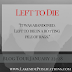 Left To Die Blog Tour!