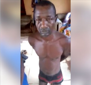 A 24-year-old man, Isyaku Rabiu, who was recently arrested for raping a seven-year-old girl, has attributed his action to an evil spirit that influenced him.