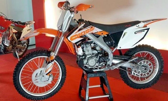 Harga Viar Cross X 250 SE, Motor Trail Murah - Otogrezz