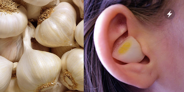 Here Is What Happens When You Put A Clove Of Garlic In Your Ears Before Going To Bed—It Works!