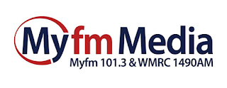 MYFM 101.3/WMRC-First Class Radio Receives Two Prestigious Awards