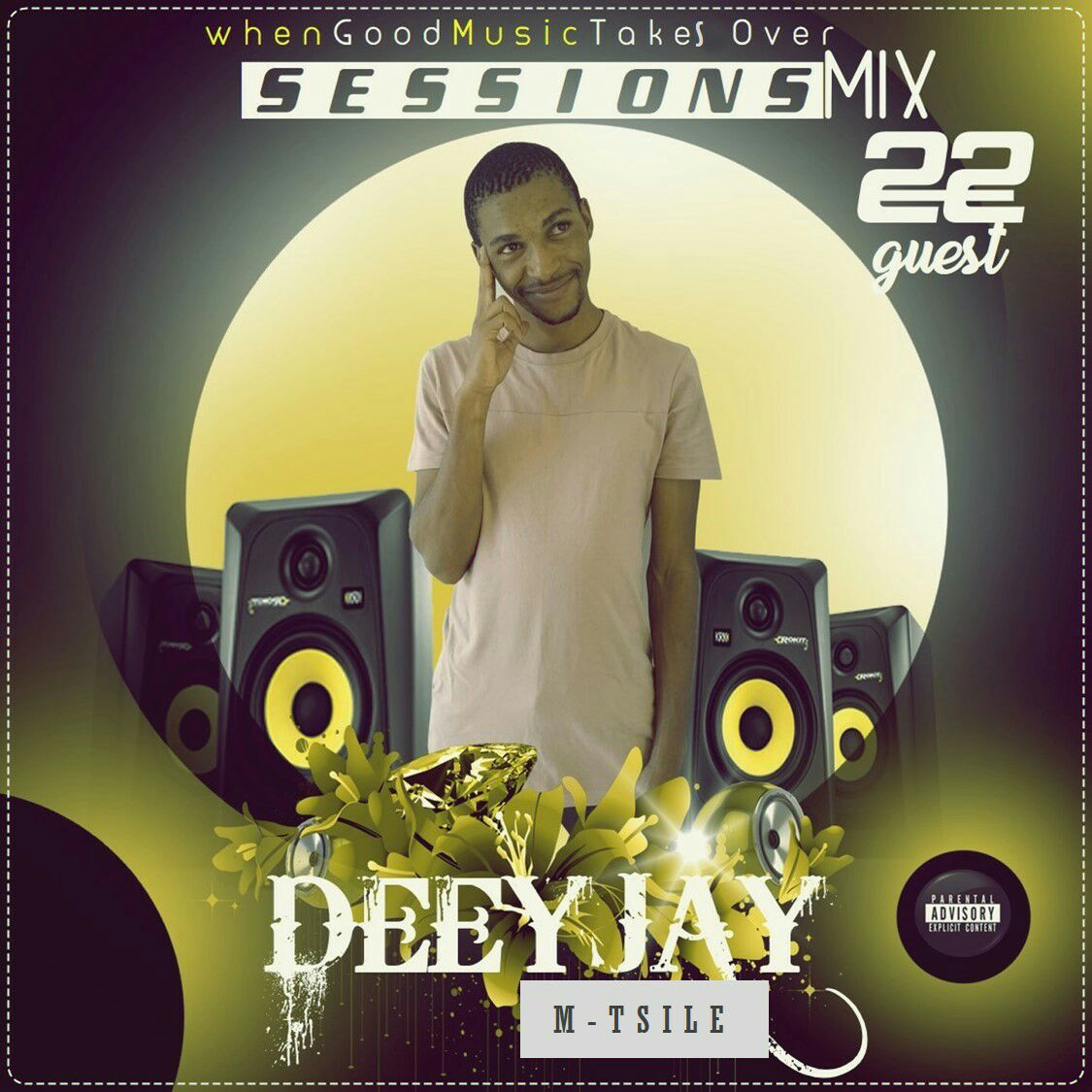 Deejay M-Tsile ZA: 2017