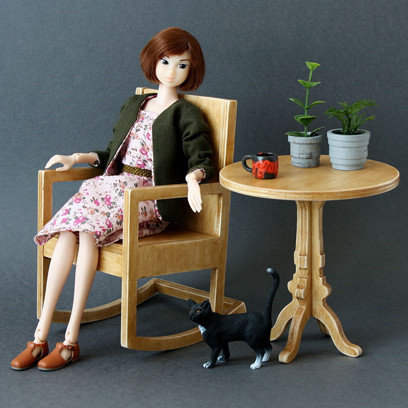 1:6 furniture for momoko doll