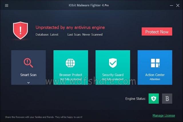 IObit Malware Fighter Pro 4.0.3.18