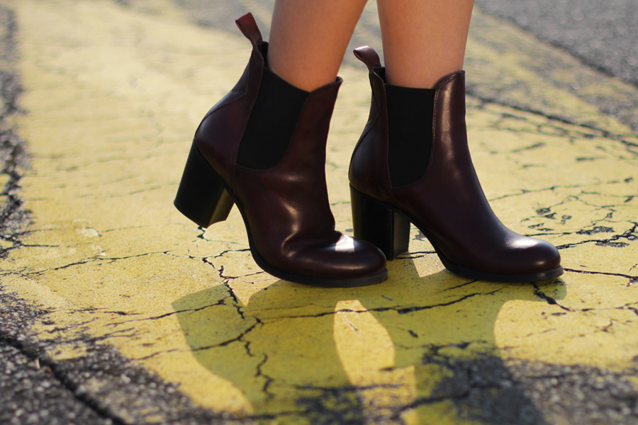 sacha boots fashion+