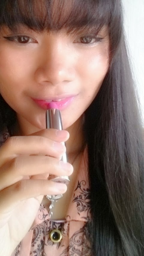 Review Secret Key Sweet Glam Tint Glow Juicy Purple/Fuchsia Purple
