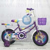 Sepeda Anak Lazaro 212 12 Inci