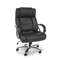 OFM 810-LX Avenger Big and Tall Executive Chair