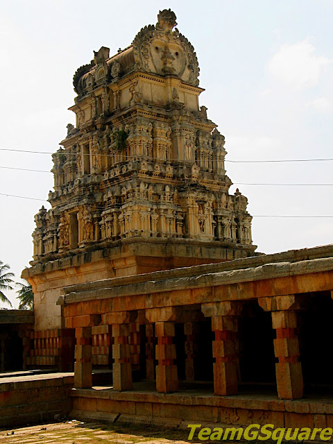 Sri Virupaksheshwara Temple complex, Virupakshi