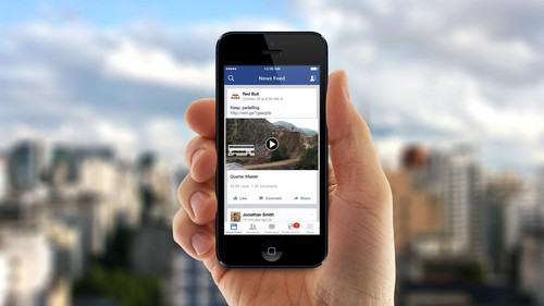Facebook: Video akan Kuasai Media Sosial