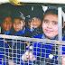 नियमों को ताक पर रख कर LPG से चल रही हैं खटारा स्कूली वैन