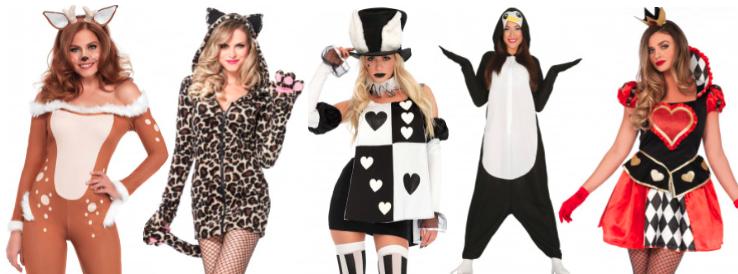de leukste carnavals kostuums
