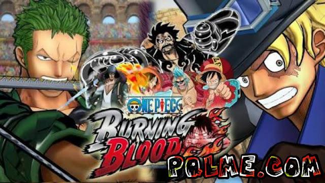 تنزيل لعبة One Piece Burning Blood كاملة للكمبيوتر لرابط واحد