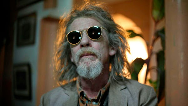 "John Hurt  in ""Only the lovers left alive """