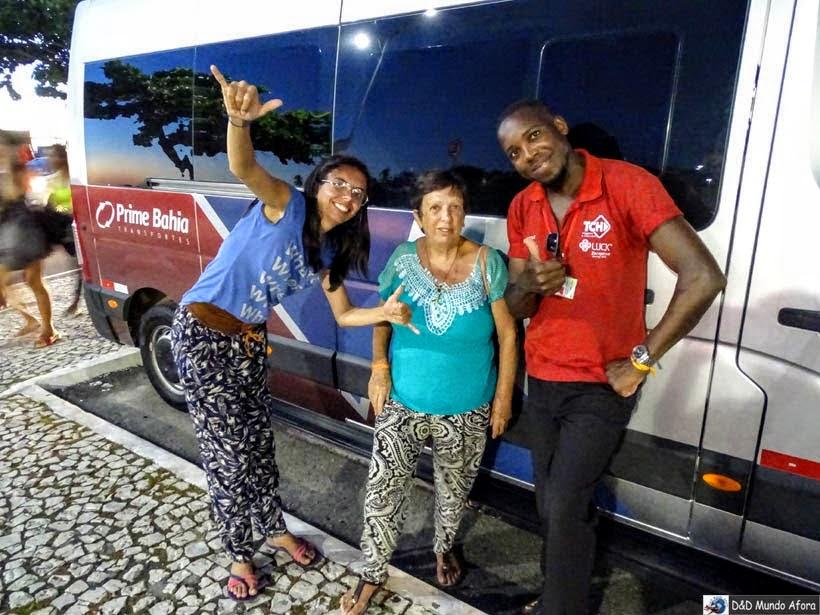 Luck Receptivo - Salvador, Bahia