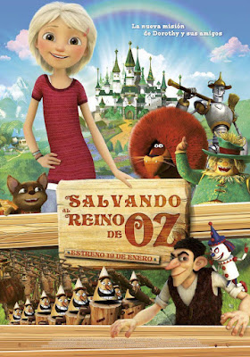Urfin And His Wooden Soldiers 2017 DVD R2 PAL Spanish