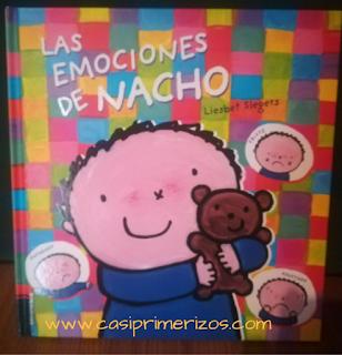 HOY LEEMOS: LAS EMOCIONES DE NACHO
