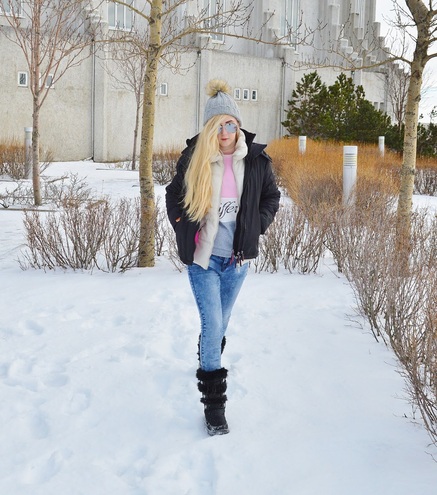 Iceland Winter Fashion: Fashionista Chic