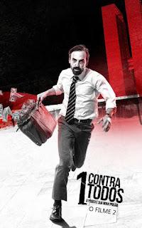 1 Contra Todos: O Filme 2 - HDRip Nacional